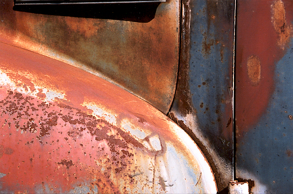 Abstract Photograph - Panel From Ole Bill by Steve Karol