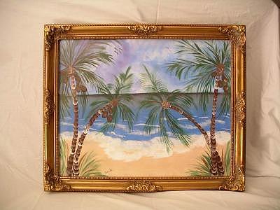 Paradise Painting - Paradise Island by Sarita Prasad