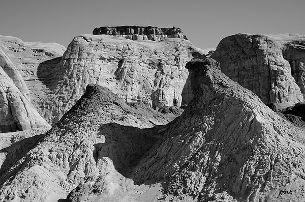 Black Photograph - Paria Utah IIi by Dave Gordon