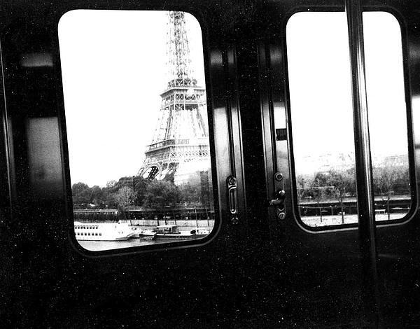 Cityscape Photograph - Paris Metro Photosilver Gel by Gordon Lukesh