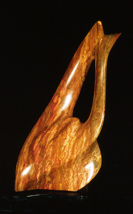 Sculpture Sculpture - Penetration by Alan Millican