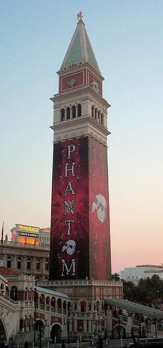Phantom Photograph - Phantom Tower With Clear Sky by Alan Espasandin