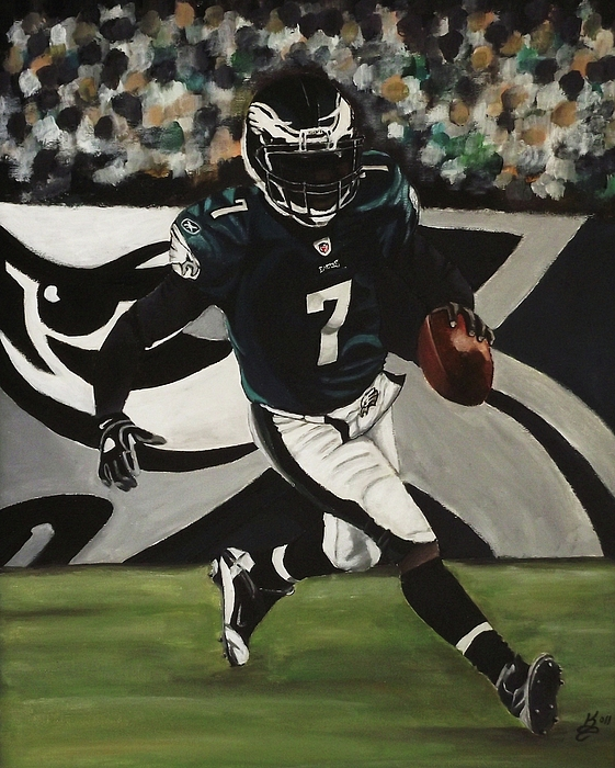 cheap for discount f78f1 11e51 Philadelphia Eagles Michael Vick