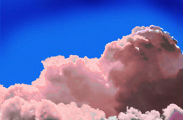 Cloud Photograph - Pink Cluod by John Toxey