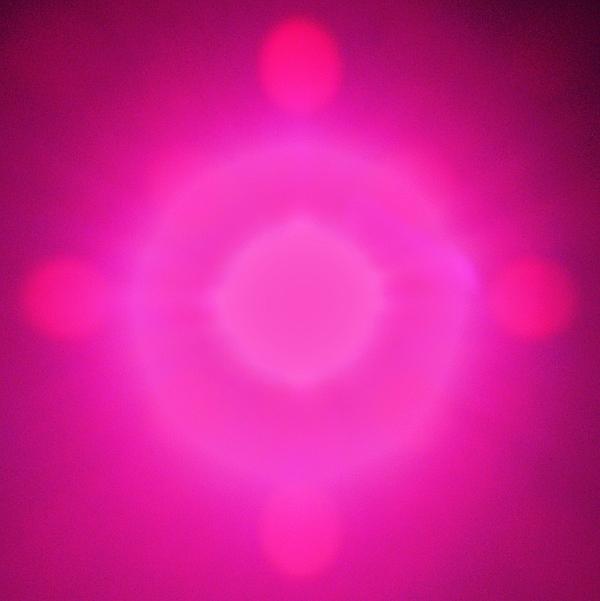Pink Digital Art - Pink Power by Joshua Sunday