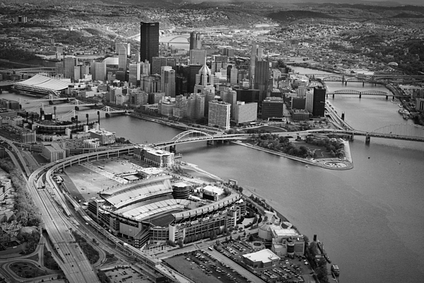 Steelers Photograph - Pittsburgh 9 by Emmanuel Panagiotakis
