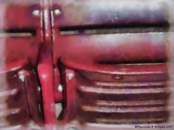 Stadium Photograph - Please Take Your Seat by Paulette B Wright