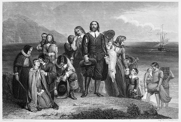 plymouth rock landing granger 1620 photograph 28th uploaded june which