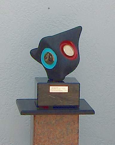 Sculpture Sculpture - Points Beyond by Richard W Beau Lieu
