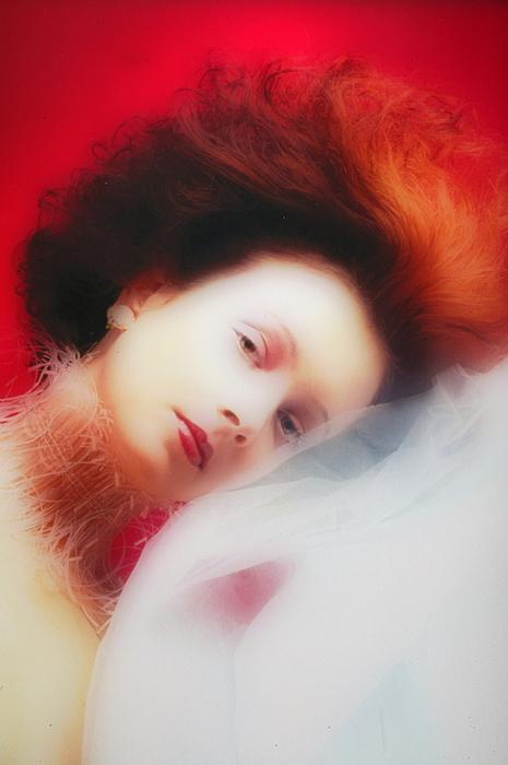 Polaroid Photograph - Polaroid-no-0013 by Franci Virant