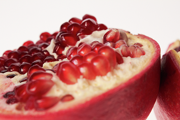 Horizontal Photograph - Pomegranate by Shioguchi