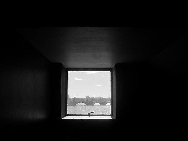 Bridge Photograph - Portal 3 by Nancy Ferrier