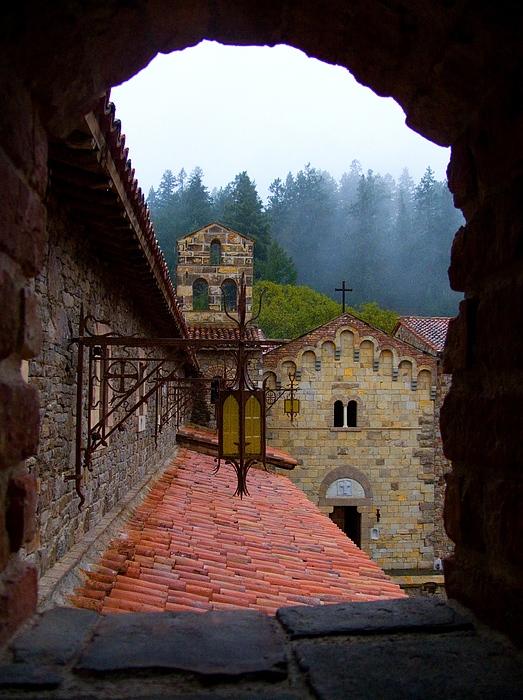 Castle Photograph - Portal To The Past by Sarah Le Feber