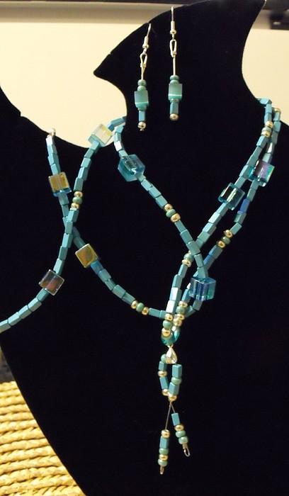 Necklace Jewelry - Precious by Djl Leclerc