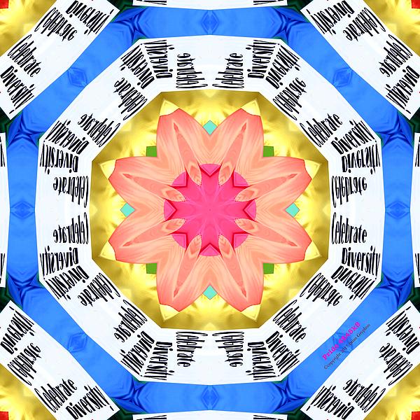 Pride Digital Art - Pride 6245k8 by Brian Gryphon