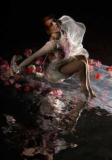 Underwater Photograph - Princess I. by Libor Spacek