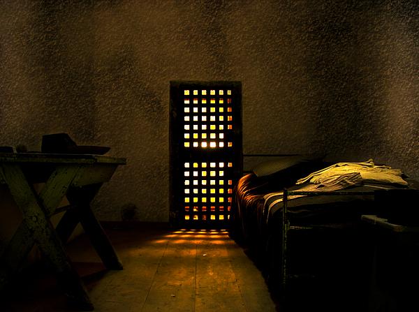 Prison Photograph - Prison by Svetlana Sewell