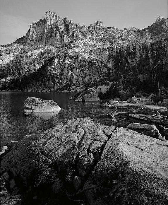 Prusik Peak Photograph - Prusik Peak by Rakesh Malik