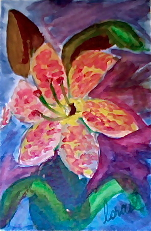 Nature Painting - Queen by Carmen  Jackson