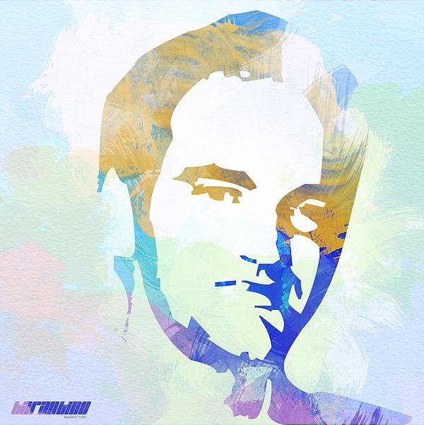 Quentin Tarantino Digital Art - Quentin Tarantino by Naxart Studio