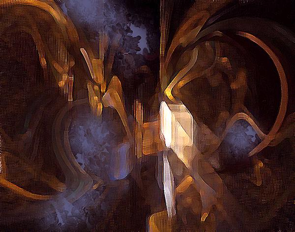 Digital Digital Art - Quest by Ann Tracy