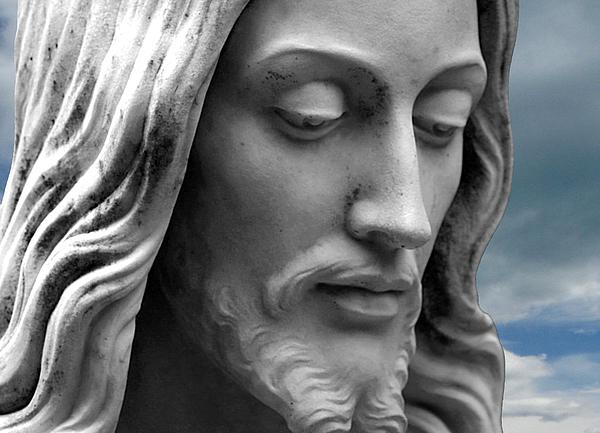 Jesus Photograph - Quiet Time by Munir Alawi