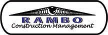 Logo Digital Art - Rambo Construction Management by Alicia Rambo