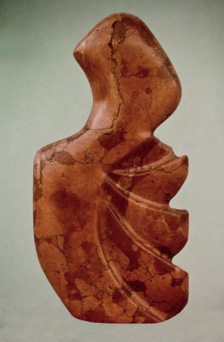 Sculpture Sculpture - Rapa Nua by Lonnie Tapia
