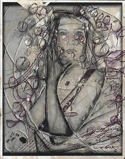 Rebecca Tacosa Gray  Painting by Rebecca Tacosa Gray