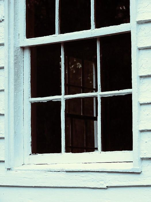Church Photograph - Reflections by Jessica Burgett