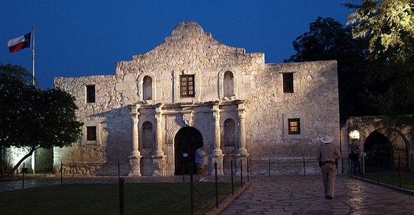 Alamo Photograph - Remember The Alamo by Dennis Stein