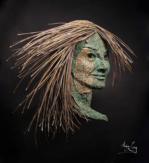 Face Sculpture - Revealed by Adam Long