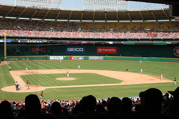 Washington Photograph - Rfk Stadium by Lance Freeman
