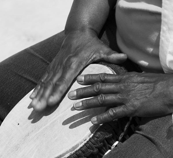 Drums Photograph - Rhythem Section by Nicholas J Mast