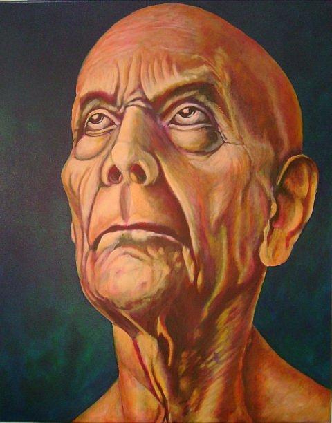 Ribeiro Painting by Nicolau Campos