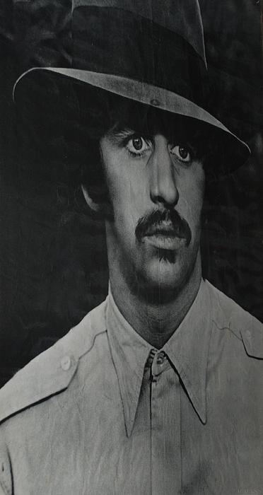 Ringo Starr Photograph - Ringo by Rob Hans