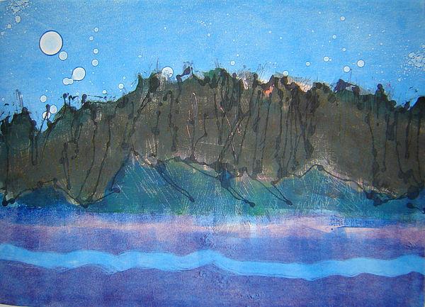 Landscape Print - Rio Bravo by Jim Innes