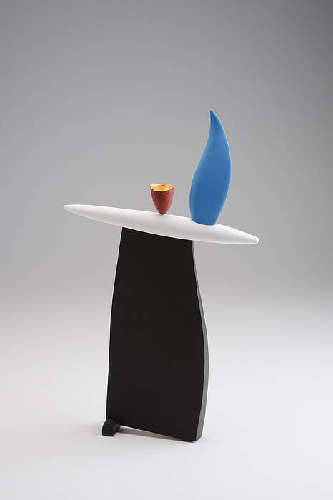 Abstract Sculpture - Rising by Patricia  Volk