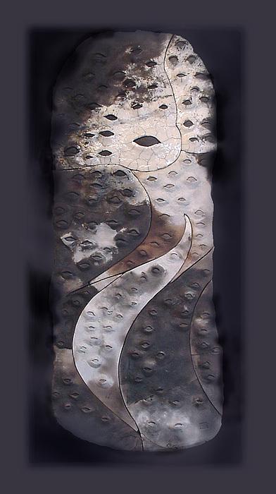 Print Digital Art - River Of Souls Print by Bates Clark