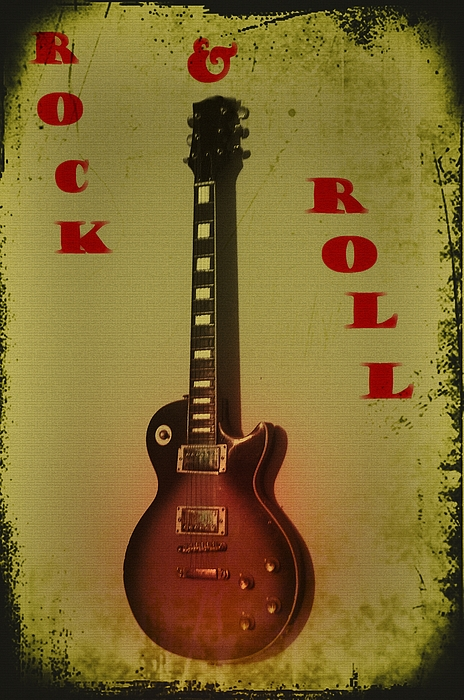 Rock And Roll Photograph - Rock And Roll by Bill Cannon
