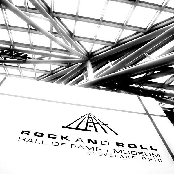 Rock And Roll Photograph - Rock And Roll Hall Of Fame by Kenneth Krolikowski