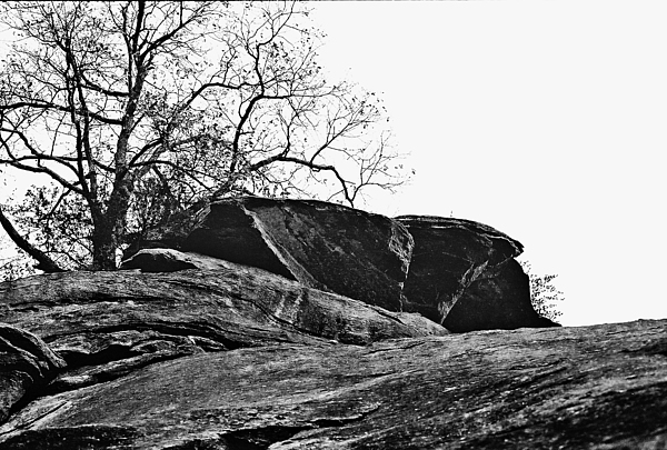 Landscape Photograph - Rock Wave by Steve Karol