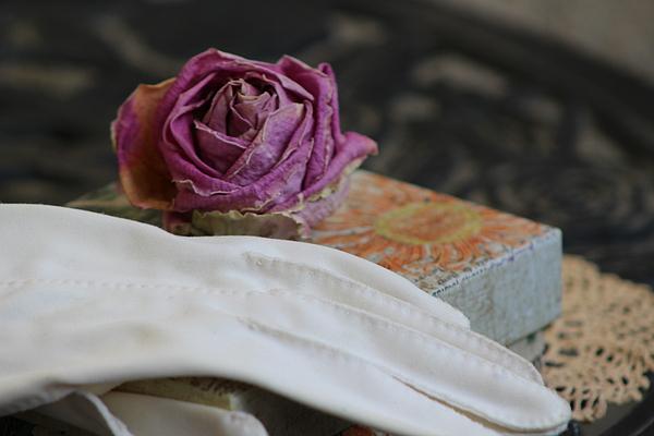Memories Photograph - Romantic Memories by Colleen Cornelius