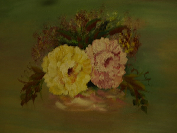Roses Painting - Rose Is A Rose by Gail Aldrich