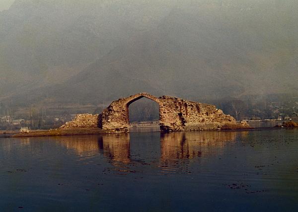 Ruins Photograph - Ruins by Gila Rayberg