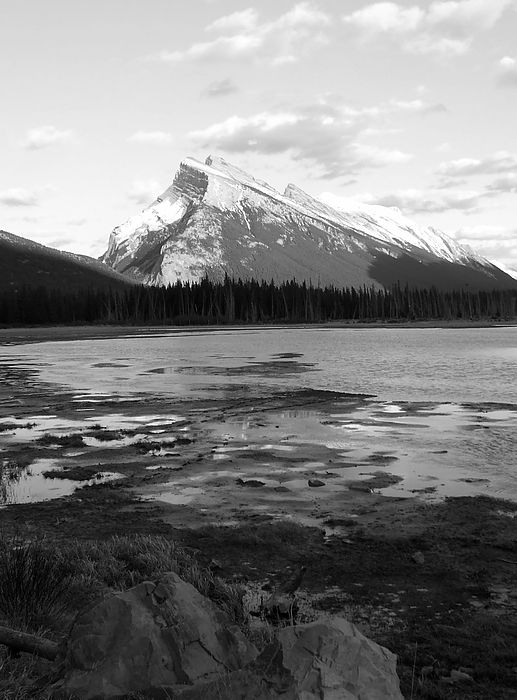 Rocky Mountains Photograph - Rundell by Tiffany Vest