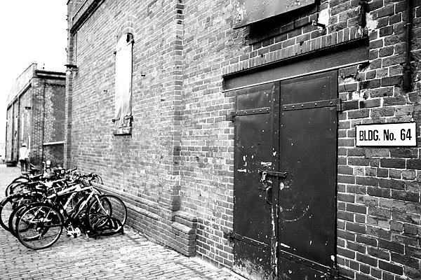 White Photograph - Rustic Building by Mark Platt