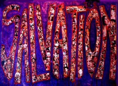 Salvation Mixed Media by Christina Varga