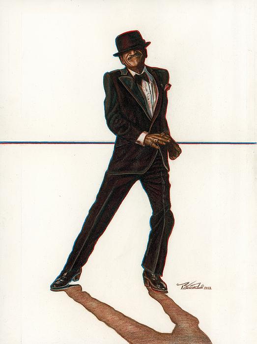 Sammy Painting - Sammy by Buena Johnson