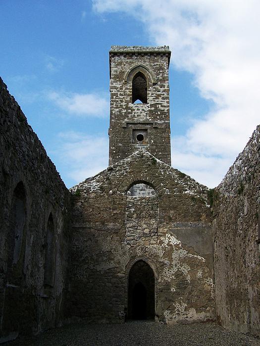 Ireland Photograph - Sanctuary Fuerty Church Roscommon Ireland by Teresa Mucha